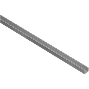 Stanley National N258-525 96 By 1/4 Inch Aluminum Trim Channel