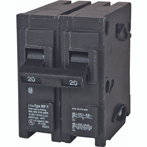 Siemens MP220 20 Amp 2P Circuit Breaker