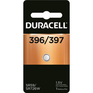 Duracell 16909 DURA 1.5V 396 Battery
