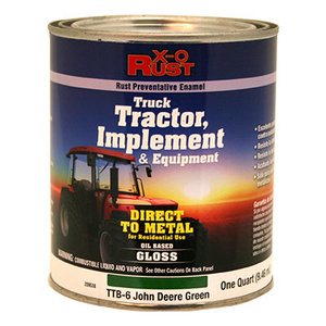 General Paint TTB6-QT TTB QT JD GRN Enamel