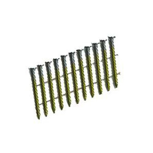 National Nail 0616870 Pro Fit 3-1/4 Inch By 0.121 Hot Dipped Galvanized Smooth Framing Nail (Pack Of 2500)