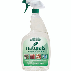 Simple Green 3110000612300 Naturals Multi Surface Cleaner