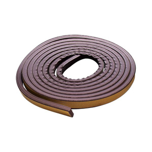 MD Building Products 02592 17 Foot Brown Weatherstrip