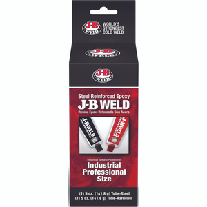 JB Weld 8280 Industrial Professional 5 Ounce Cold Weld Compound