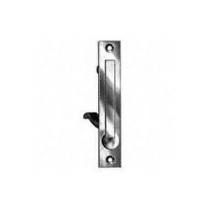 Schlage Lock 230B3 Schlage Builders Hardware 3-7/8 Inch Bright Brass Edge Door Pull