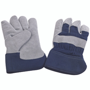 DiamondBack JF-6317 Mens Leather Insulated Work Gloves