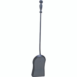 HomeBasix A754BK-C Black Fireplace Shovel 27 Inch