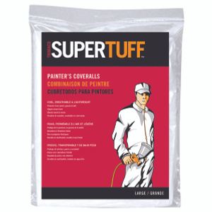 Trimaco 09903 Supertuff Painting Coverall Large