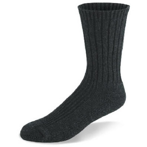 Wigwam Mills F3033-052 MD Wmns Medium Black Merino Sock