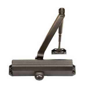 Yale Security 1601 X 690 Amber Adjustable Door Closer