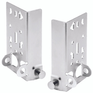 Prime Line GD 52197 Garage Door Bottom Lift Brackets Left And Right