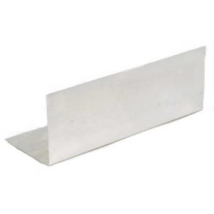 Amerimax 68708BX 4 By 4 By 8 Inch Aluminum Flashing