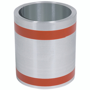 Amerimax 70014 14 Inch By 50 Foot Galvanized Seamless Roll Valley