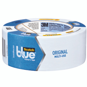 3M 2090-48N Scotch Blue Painter's Tape Multi Surface 1.88 Inch By 60 Yards