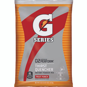 Gatorade 33690 14 Pack 51 Ounce Punch