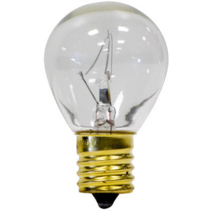 Globe Electric 70822 WestPointe 40 Watt S11 Clear High Intensity Bulb