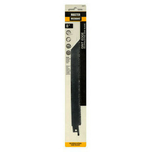 Master Mechanic 280917 8 Inch Coarse Reciprocating Blade