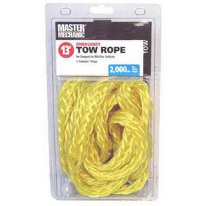 Boxer Tools MM51 Master Mechanic 5/8 Inch By 13 Foot Tow Rope