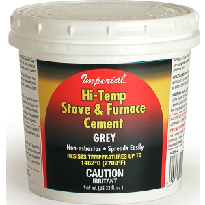 Imperial Manufacturing KK0284 4 Pound Gray Cement/Mortar
