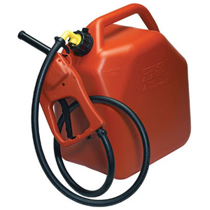 Scepter 08341 Flo N Go Maxflo Combo Siphon And Pump With 5 Gallon Fuel Can