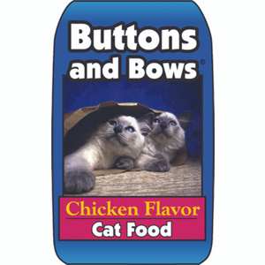 Sunshine Mills 10019 Buttons & Bows 40 Pound Chick Cat Food