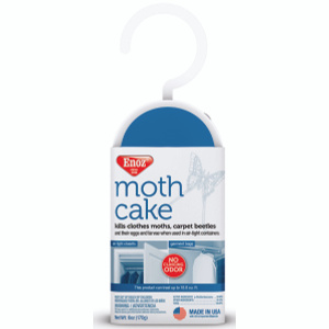 Willert Home 493.6T Enoz 6 Ounce Hanging Moth Cake