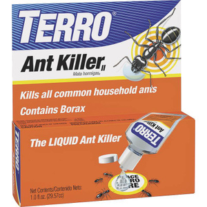 Woodstream T100-12 Terro 1 Ounce Liquid Ant Killer II With Borax