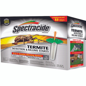Spectrum HG-96115 Spectracide Termite Detect And Kill Stake (Box Of 15)