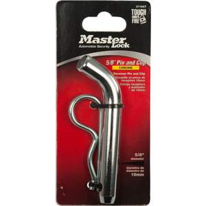 Master Lock 371DAT 5/8 Inch Receiver Pin And Clip