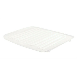 Rubbermaid Home 1182-AR-WHT Large White Drain Tray