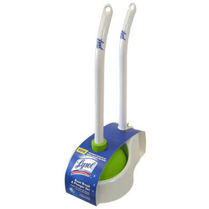 Quickie 57365 Lysol BRSH/Plung Caddy