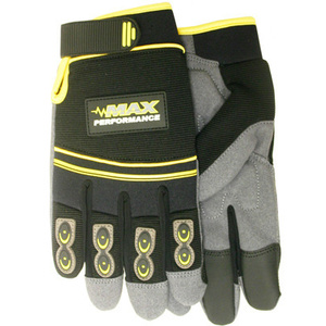 Midwest Quality Gloves MX420-XL Mens Hi Perfor Gloves Extra-Large