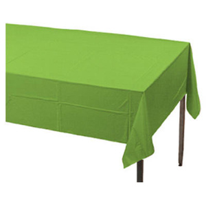 Creative Converting 723123 54X108 Lime Table Cover