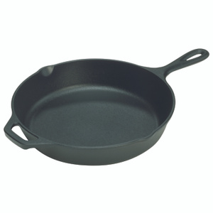 Lodge L10SK3 12 Inch Preseasoned Cast Iron Skillet