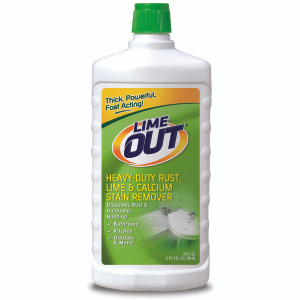 Summit AO06N Lime Out 24 Ounce Liquid Lime Remover