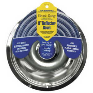 Stanco Meta 700-8 8 Inch Chrome Reflector Bowl