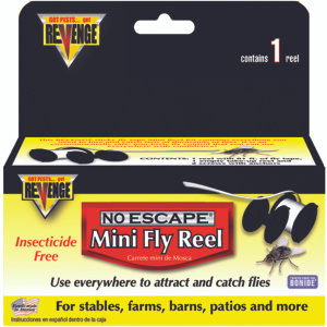 Bonide 46130 Revenge Mini Reel Kit Fly Trap