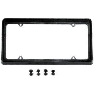 Custom Accessories 92502 Sport License Frame