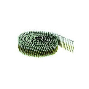 Stanley Bostitch C6R99BCG 2 Inch By 0.099 Galvanized Ring Shank 15 Degree Coil Framing Nails (Pack Of 3600)