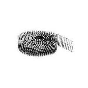 Stanley Bostitch C10P131D 3 Inch By 0.131 Smooth Shank 15 Degree Coil Framing Nails (Pack Of 2700)