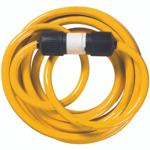 Coleman Cable 1381 Yellow Jacket 25 Ft 10/4 Stw 20 Amp Yellow Jkt G Cr