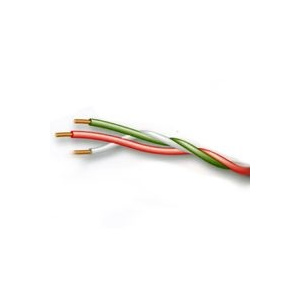 Coleman Cable 5407 500 Foot 18/2 Bell Wire
