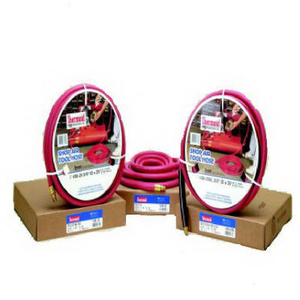HBD Thermoid 42225 1/4 Inch By 25 Foot Red Air Hose