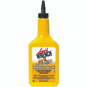 Liquid Wrench M3312 Hydraulic Jack Oil 12 Ounce