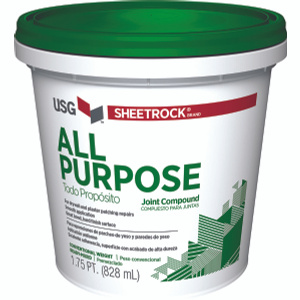 US Gypsum 380270072 All Purpose Joint Compound Quart
