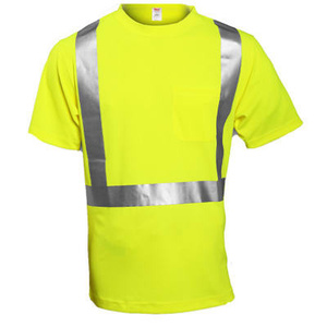 Tingley Rubber S75022.MD MED Lime Class II Shirt