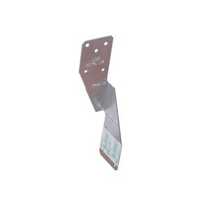 USP Structural RT7A-TZ Double Plate Hurricane Seismic Anchor