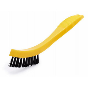 Rubbermaid Commercial FG9B5600BLA 8.5 Inch Tile/Grout Brush