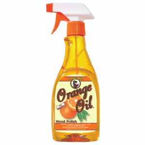 Howard ORS016 Real Orange Oil Formula To Clean And Polish Wood