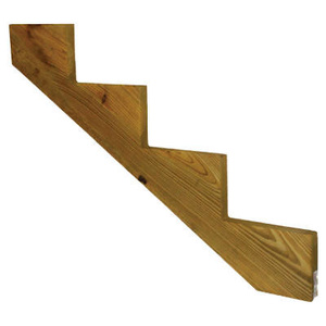 Universal Forest 80867 / 106070 4 Step Treated Stair Stringer